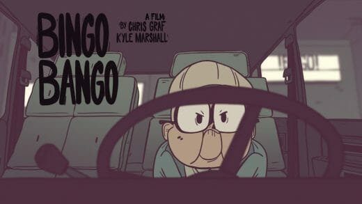 BingoBango: A film by Chris Graf and Kyle Marshall.